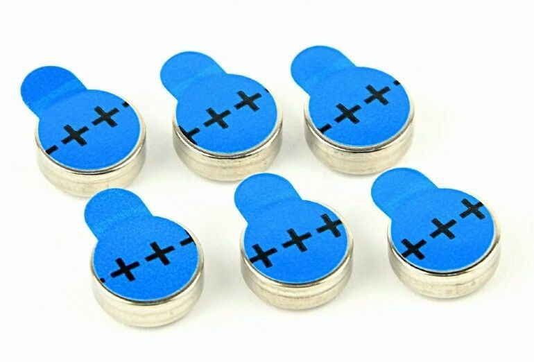 Energenie Button Cell ZA675 1.4V 6-Pack EG-BA-ZA675-01