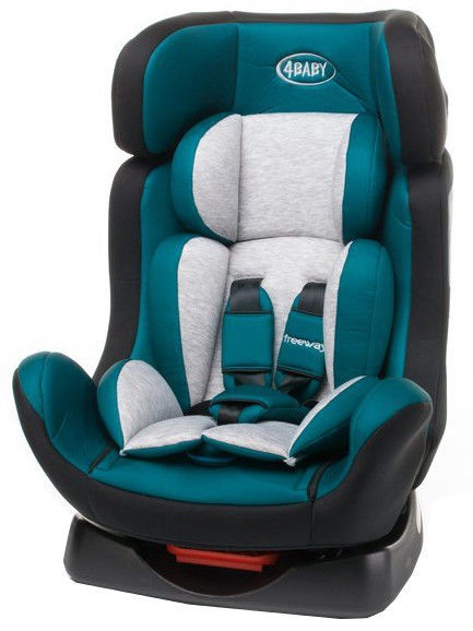 4BABY Freeway 0-25kg Dark Turquoise