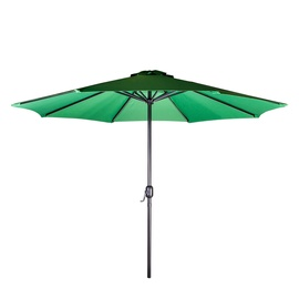 Home4you Bahama Parasol w/ Crank Green