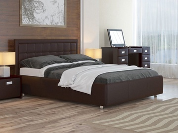 Ormatek Veda 2 Bed 160x200cm Dark Brown
