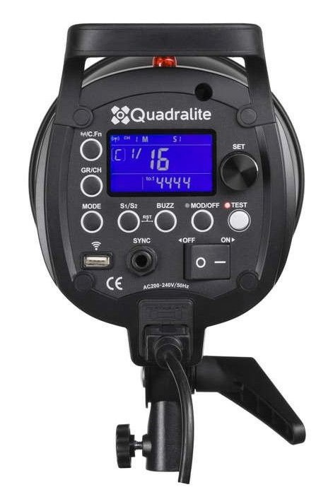 Quadralite Pulse Pro 400 Flash