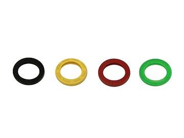 Raktų žiedas JMA Anilla, spalvotas