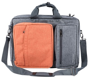 Modecom Reno Laptop 15.6 Bag / Backpack Orange