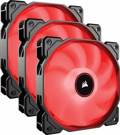 Corsair Air Series AF120 Fan Red Triple Pack