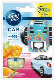 Ambi Pur Car Diffuser Tropical Fruit