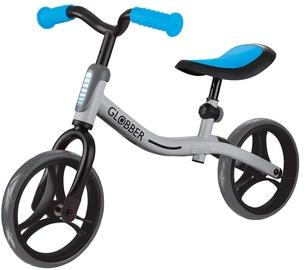 """Balansinis dviratis Globber Go Bike 4100301-0249, mėlynas/sidabro, 8.5"""""""