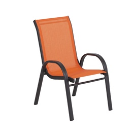 Home4you Dublin Kid Garden Chair Orange