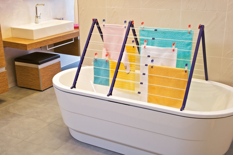 Leifheit Pegasus Bath 190 Extendable