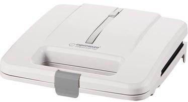 Esperanza Sandwich Toaster EKT010W White