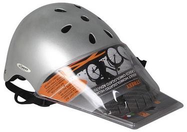 Шлем Good Bike Street, серый, L, 570 - 590 мм