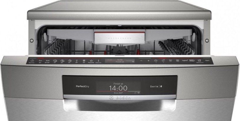 Bosch Home Connect Dishwasher SMS8YCI01E