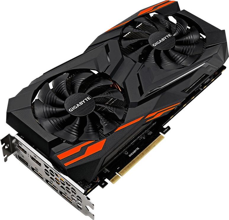 Gigabyte Radeon RX Vega 64 Gaming OC 8GB HBM2 PCIE GV-RXVEGA64GAMING OC-8GD