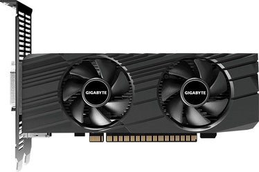 Gigabyte GeForce GTX 1650 OC Low Profile 4GB GDDR5 PCIE GV-N1650OC-4GL