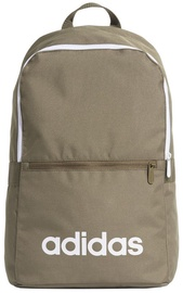 Adidas Linear Classic Daily Backpack ED0291 Khaki