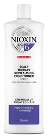 Plaukų kondicionierius Nioxin System 6 Scalp Revitalising Conditioner, 1000 ml