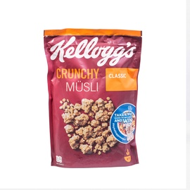 Dribsniai Kellogg's musli Classic 5