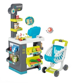 Smoby Electrnic Supermarket With Shopping Cart Set