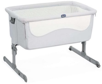 Chicco Next2Me Light Gray