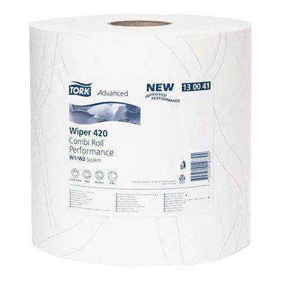 Tork Advanced Wiper420 255m White