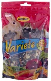 Sööt hamstritele Megan Variete, 0.26 kg