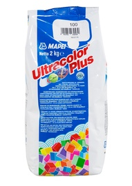 Plytelių tarpų glaistas Ultracolor Plus 103 Moon White, 2 kg