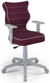 Детский стул Entelo Duo Size 5 VS07 Grey/Purple, 400x375x1000 мм