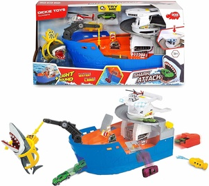 Dickie Toys Shark Attack Play Set 203779001