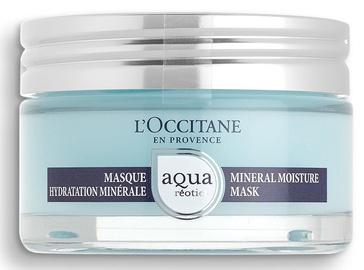Veido kaukė L´Occitane Aqua Reotier Mineral Moisture Mask, 75 ml