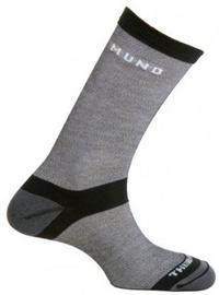 Носки Mund Socks Elbrus Black/Grey, L, 1 шт.