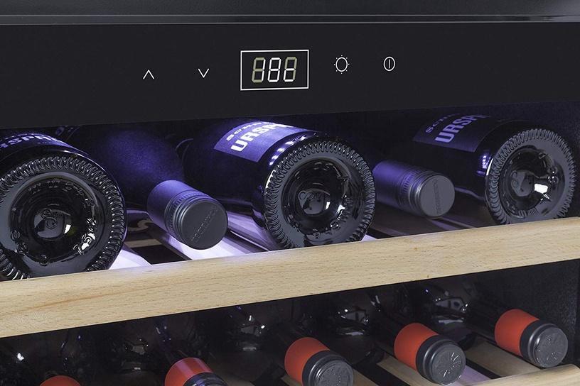 Caso WineSafe 18 EB Black