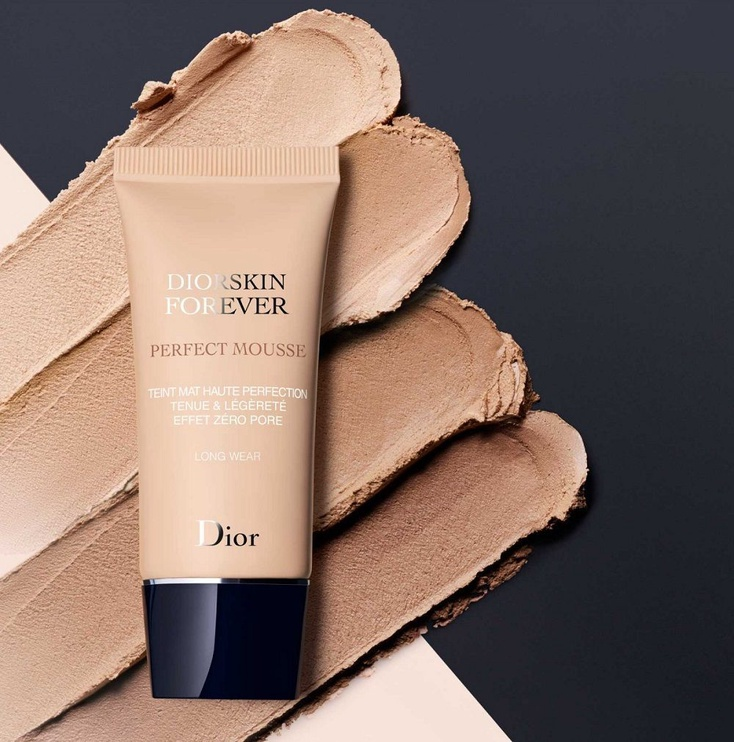 Christian Dior Diorskin Forever Perfect Mousse Foundation 30ml 40
