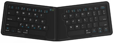 Kanex MultiSync Foldable Travel Keyboard K166-1128