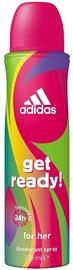 Adidas Get Ready! 150ml Deodorant