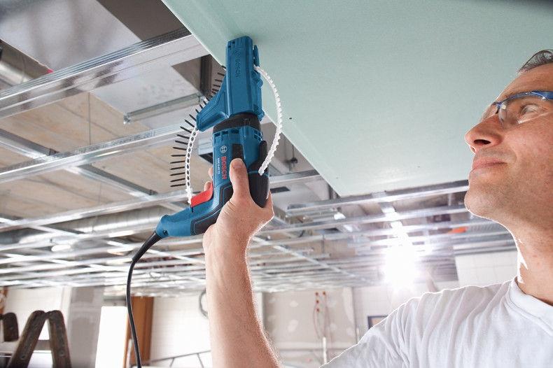 Bosch GSR 6-45 TE + MA 55 Drywall Screwdriver