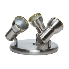 Kryptinis šviestuvas R6301A-3R, 3X60W, E27