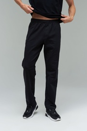 Audimas Stretch Cotton Relaxed Fit Sweatpants 176/M