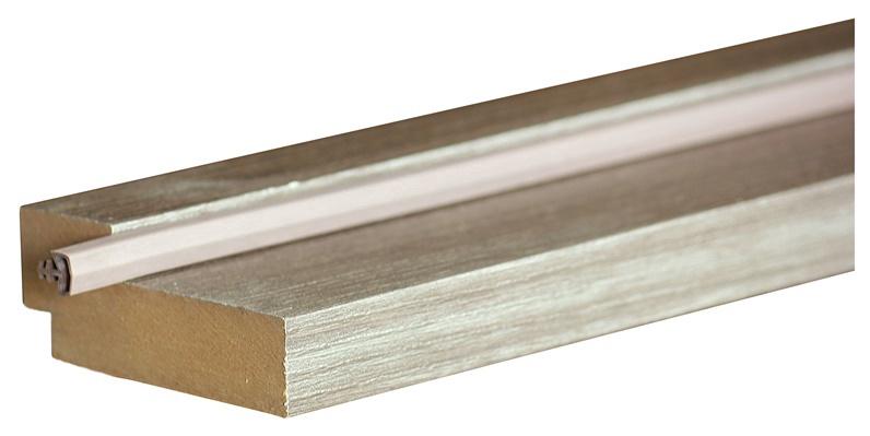 Durų stakta Belwooddoors, pilko ąžuolo, 76 x 2090 x 108 mm, 2,5 vnt.