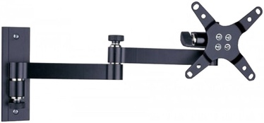 Techly Wall Mount For TV Double Arm 13-30""