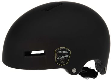 Alpina Sports Airtime Black 52-57cm