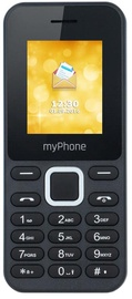 MyPhone 3310 Dual Black ENG/LV
