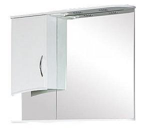 Norta Astor 14 Bathroom Cabinet Left White