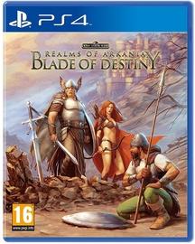 Realms of Arkania: Blade of Destiny PS4