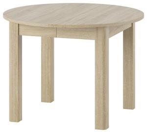 Szynaka Meble Indus Table 105x105cm Sonoma Oak