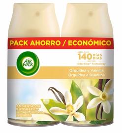 Gaisa atsvaidzinātājs Air Wick Freshmatic Orchid & Vanilla, 0.25 l, 2 gab.