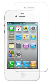 BlueStar Tempered Glass 9H Extra Shock Protector Apple iPhone 4/4S