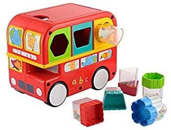 ELC Shape Sorting Bus 130767/142439
