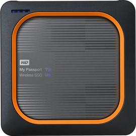Western Digital 500GB My Passport Wireless SSD Grey/Orange