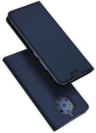 Dux Ducis Premium Magnet Book Case For Nokia 9 PureView Blue