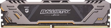 Crucial Ballistix Sport AT Gray 32GB 2666MHz DDR4 CL16 KIT OF 4 BLS4K8G4D26BFSB