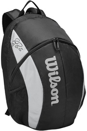 Wilson Roger Federer Team Backpack Blac
